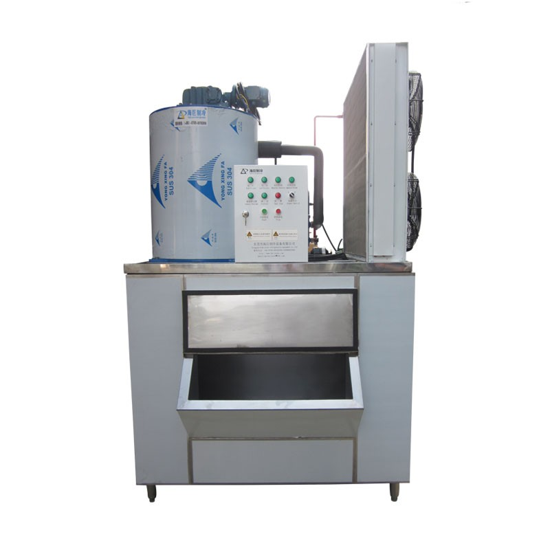 2T Small flake ice machine