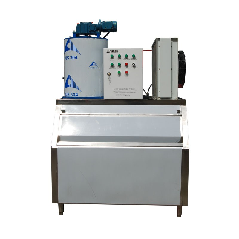 1T Small flake ice machine